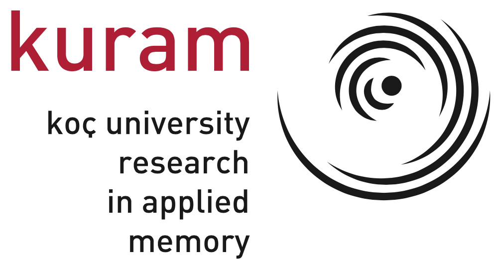 Koç University Laboratory for Research in Applied Memory